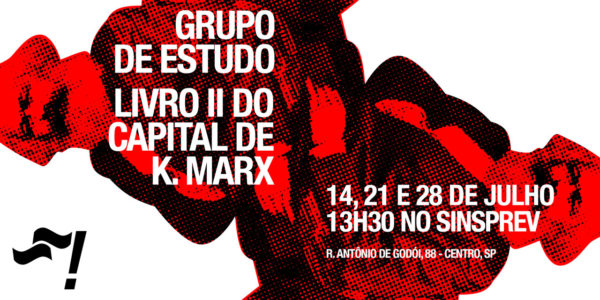 Grupo de Estudo Livro II d'O Capital de K. Marx